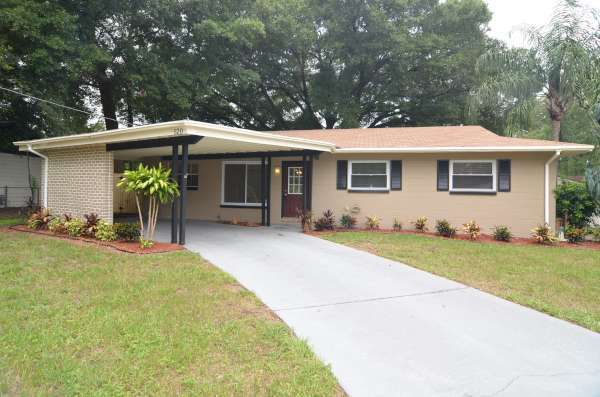 Perfect Brandon FL Home|3 Bed| 2 Bath|1,265 Sq. Ft